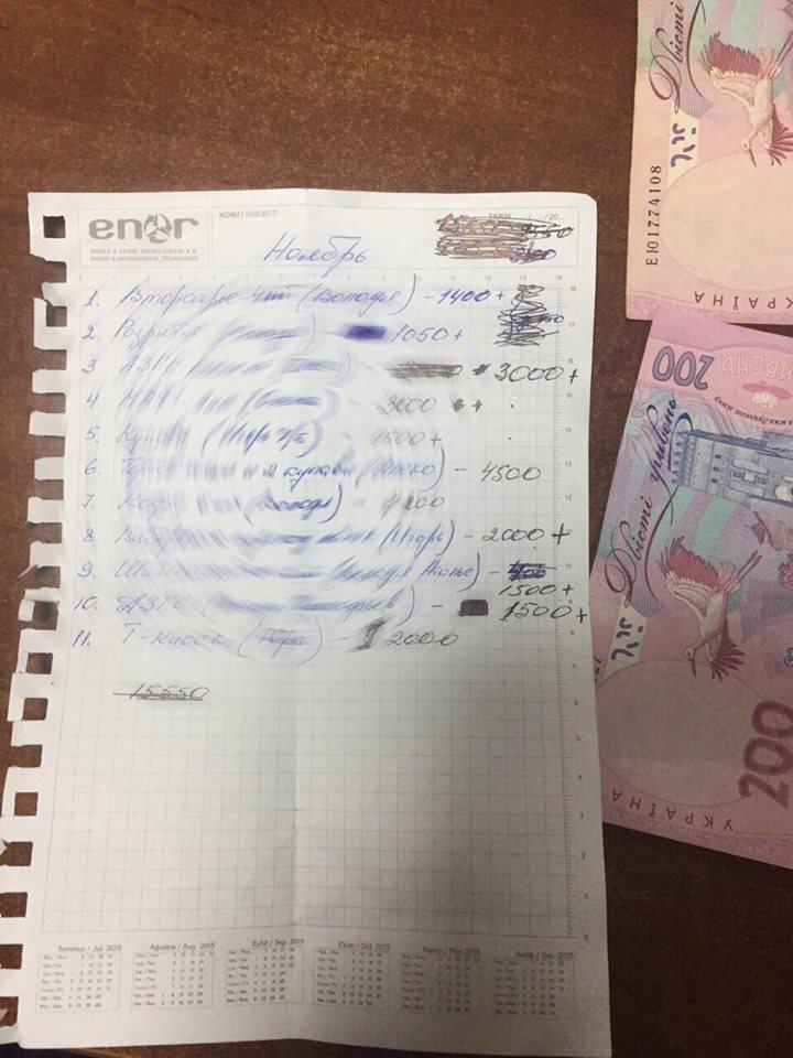 Дань по-киевски: чиновник столичной РГА попался на крупной взятке