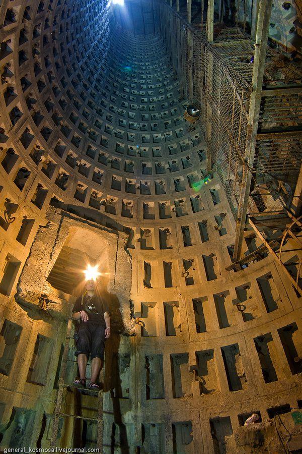 Глубокое проникновение: спускаемся в шахты Киева